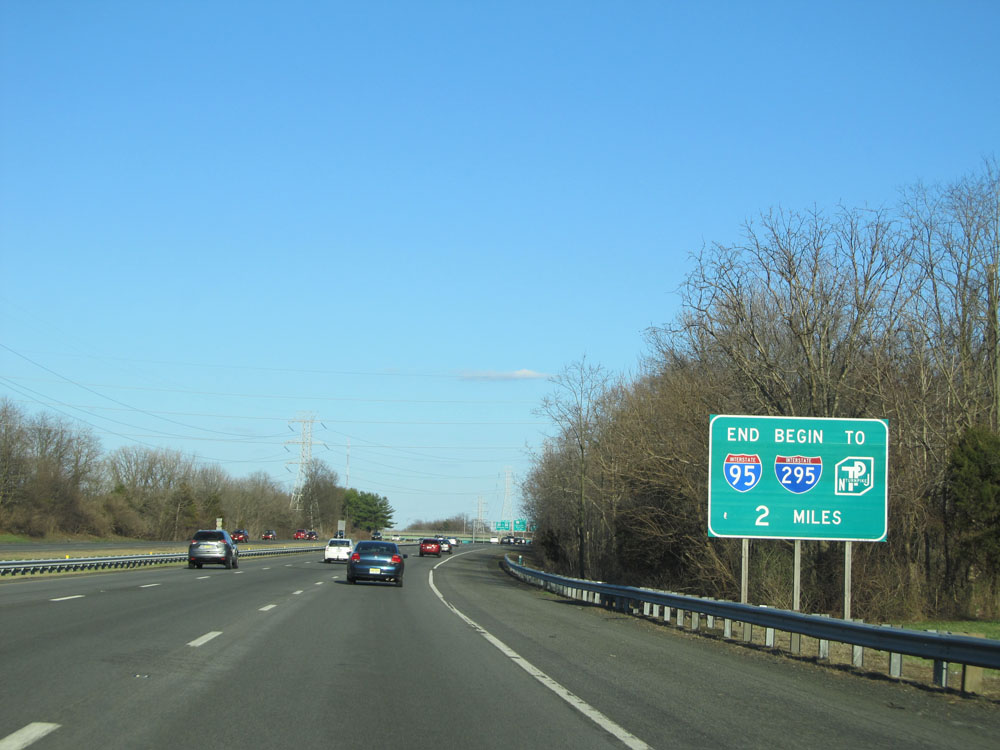 Img on Exit 7a Nj Turnpike Map