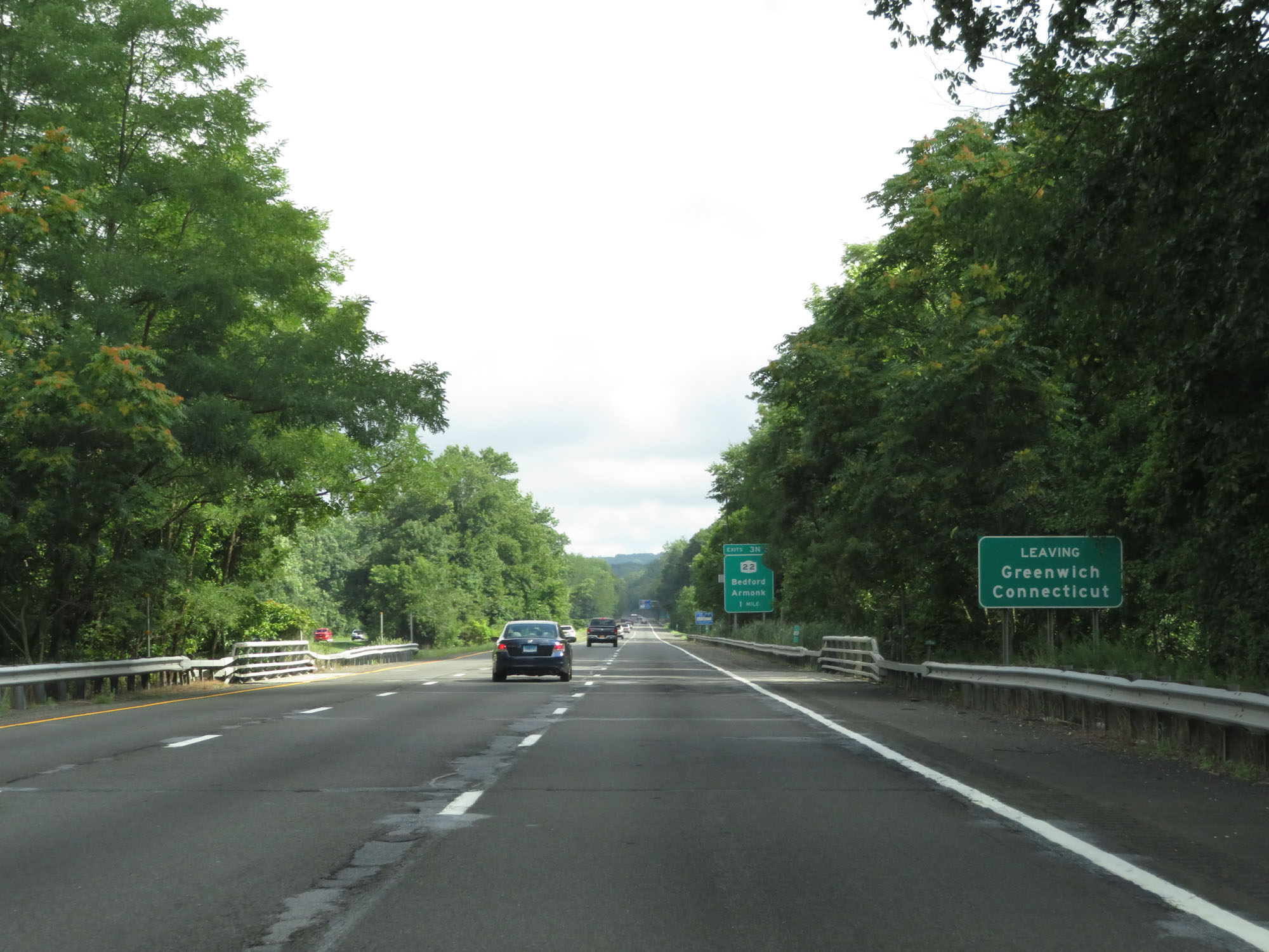 Map Of Route 684 In New York.Photos New York Interstate 684 Northbound Crosscountryroads