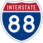 Interstate 88
