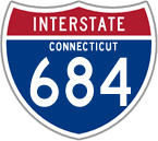 Interstate 684 in Connecticut