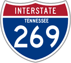 Interstate 269 in Tennessee