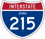 Interstate 215 in Utah