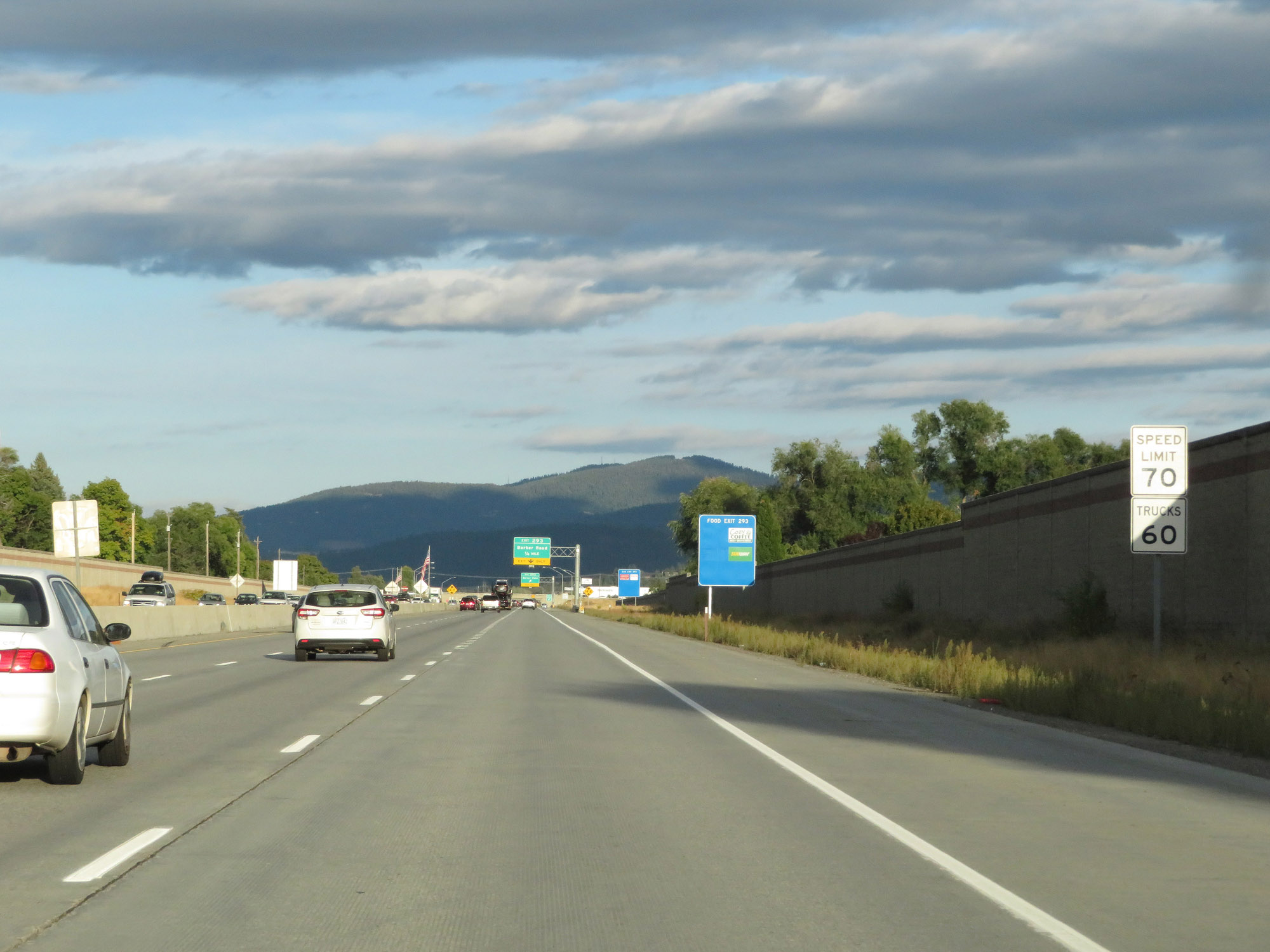 Washington - Interstate 90 Eastbound | Cross Country Roads