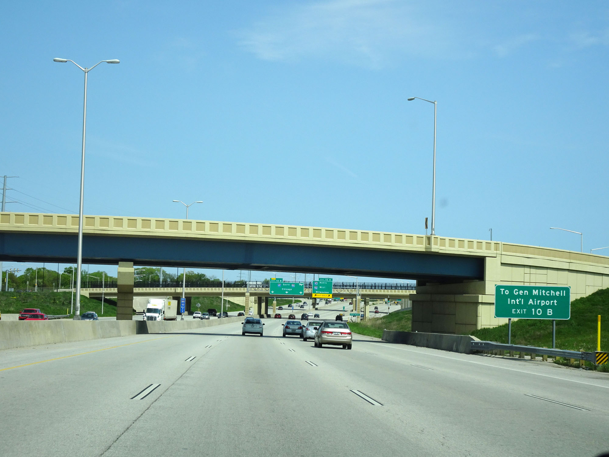 Photos: Wisconsin - Interstate 894 Eastbound | CrossCountryRoads
